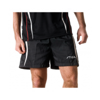 STIGA SHORTS ENERGY BLACK/SILVER
