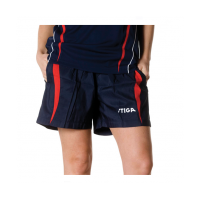 STIGA SHORTS ENERGY NAVY/RED