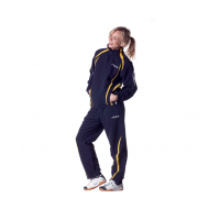 STIGA  FORCE TRACKSUIT NAVY/YELLOW