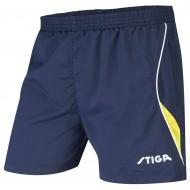 Stiga Fashion σορτς μπλε/κίτρινο  μόνο σε Large
