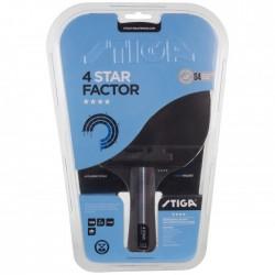 Stiga Factor **** ρακέτα πινγκ πονγκ τεσσάρων αστέρων