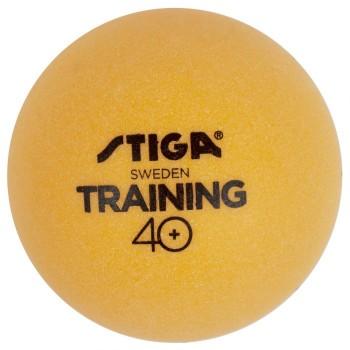 STIGA Training 40+ κουτί με 120 κίτρινα μπαλάκια