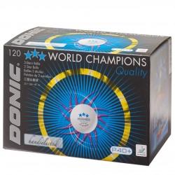 "Donic ""P40+ *** Cell-Free"" κουτί με 120 μπαλάκια εγκεκριμένα από την ITTF"