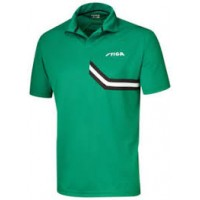Stiga Polo Shirt Conquer Green