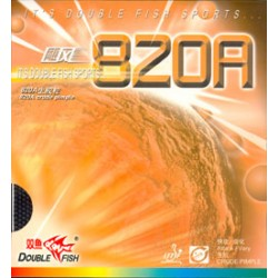 Double Fish 820A top sheet
